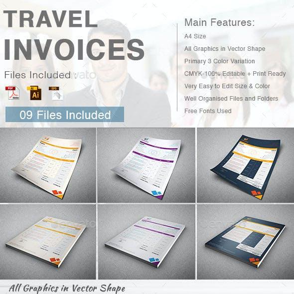 Travel Invoice