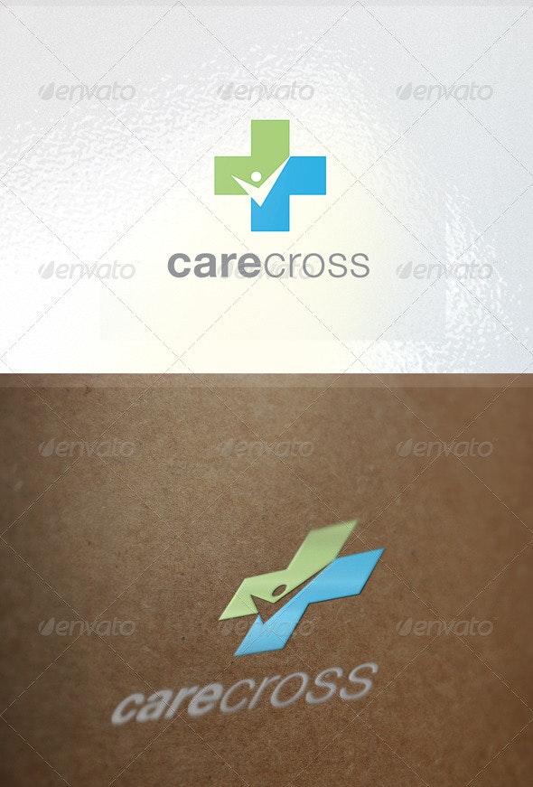 Carecross - Humans Logo Templates