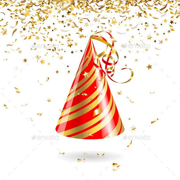 Party Hat - Miscellaneous Seasons/Holidays