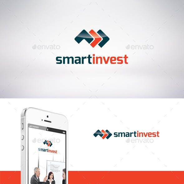 Smart Invest Logo Template