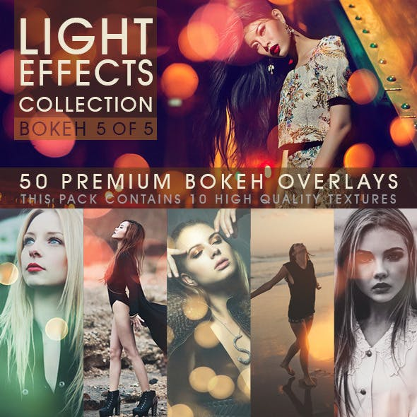 Bokeh Overlays Vol.5
