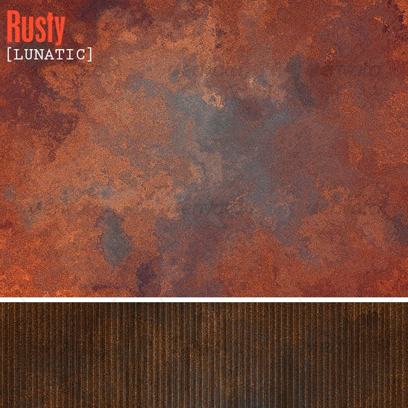 Rusty Backgrounds