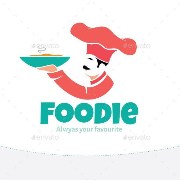 Foodie Restaurant Logo