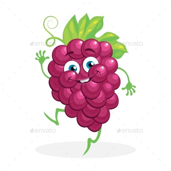 Grapes Character