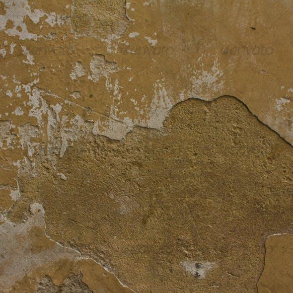 Old Tan Venetian Plaster Concrete