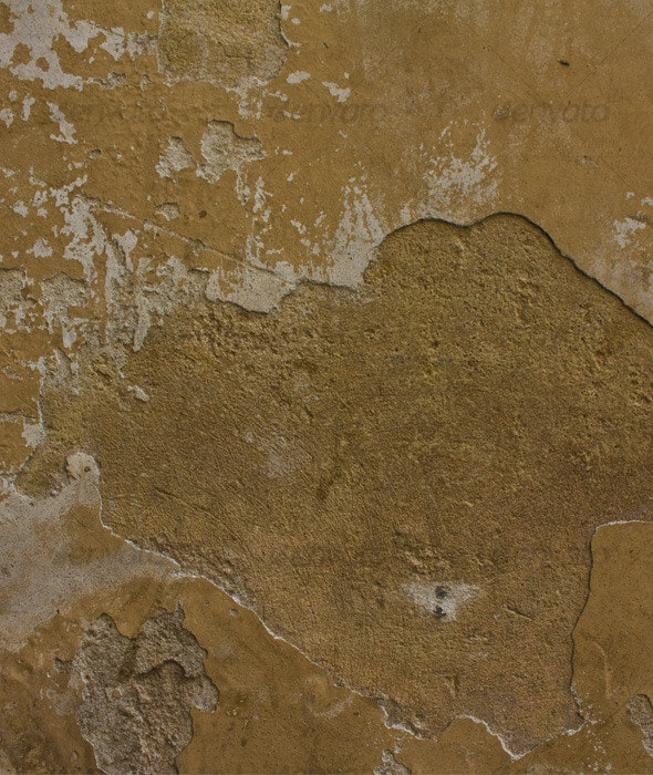 Old Tan Venetian Plaster Concrete - Concrete Textures