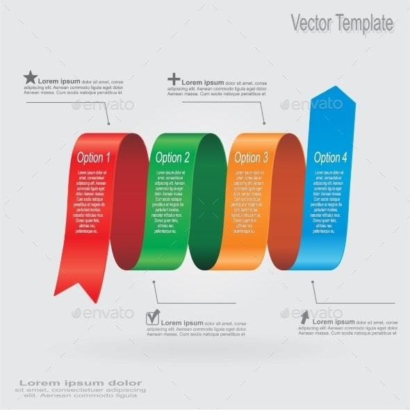 Modern Design Template. Vector Illustration - Web Technology