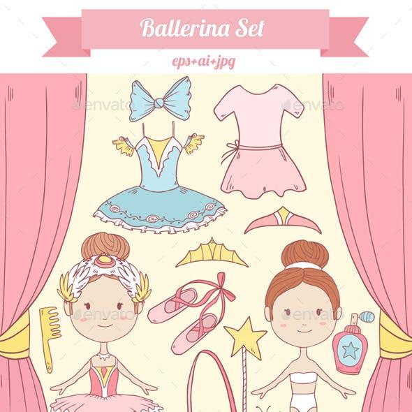 Ballerina Set