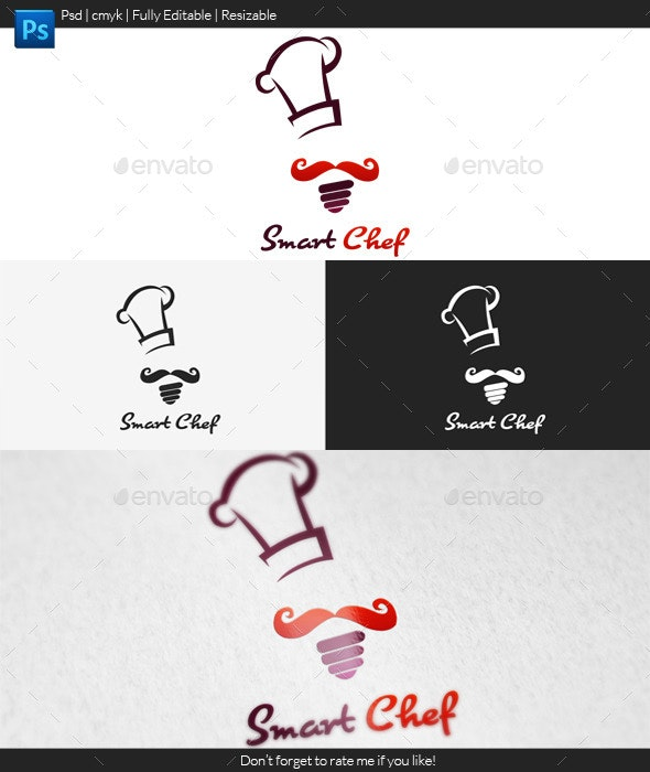 Smart Chef - Logo Templates