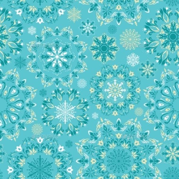 Christmas Pattern - Christmas Seasons/Holidays