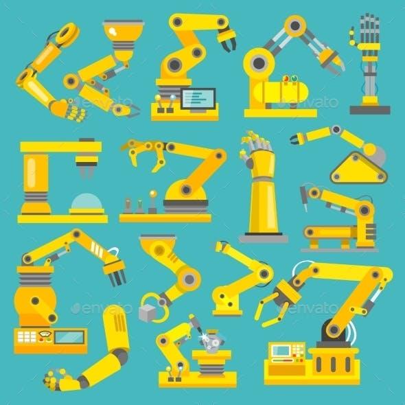 Robotic Arm Flat