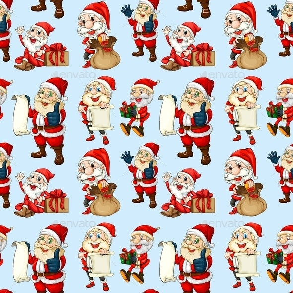 Christmas Wrapping - Christmas Seasons/Holidays