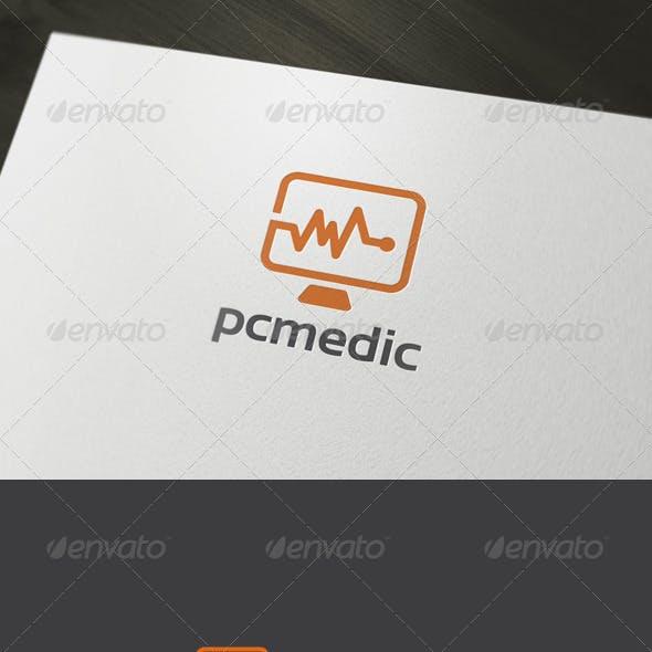 Pc Medic Logo