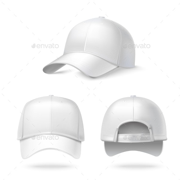 Baseball Cap - Objects Vectors