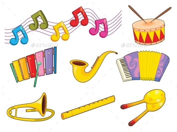 Instruments - Miscellaneous Vectors