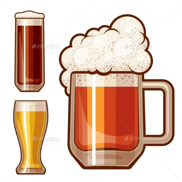 Beer - Food Objects