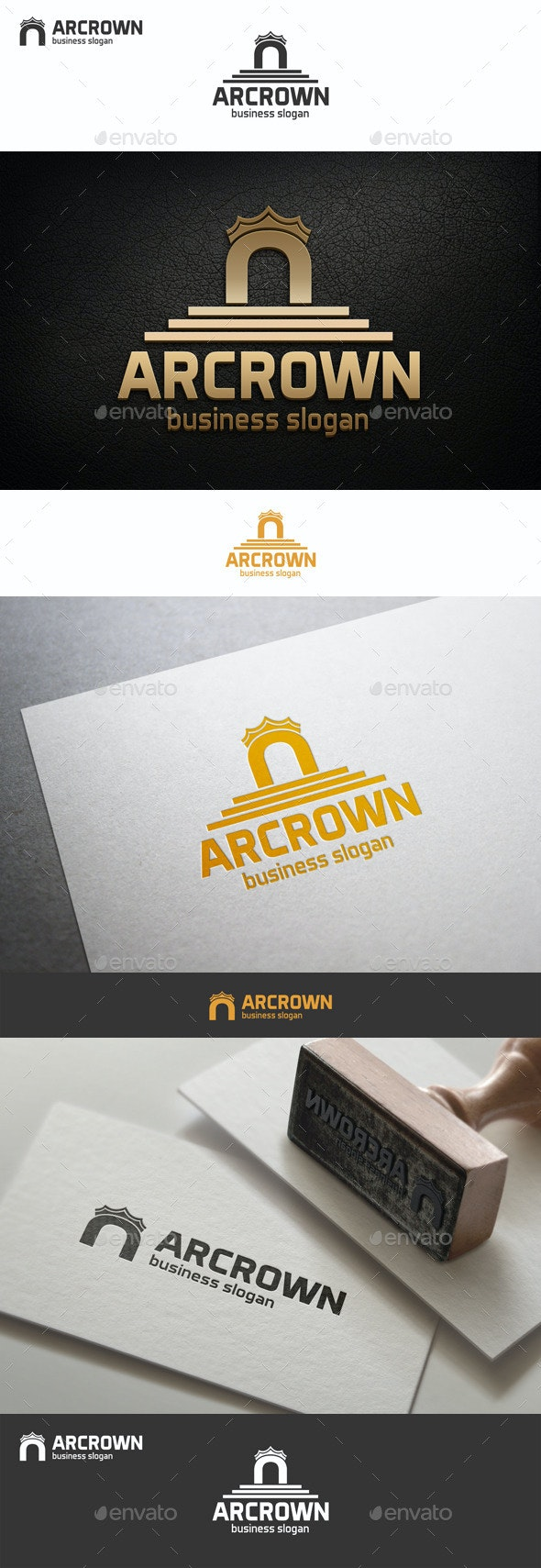 Crown Arc Logo