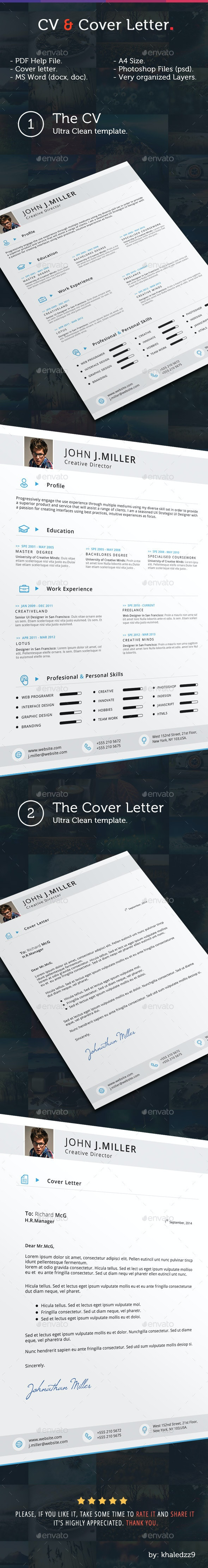 CV & Cover Letter - Resumes Stationery