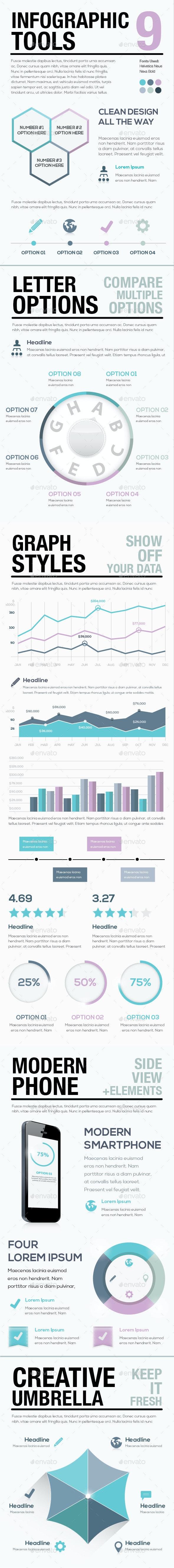 Infographic Tools 9 - Infographics