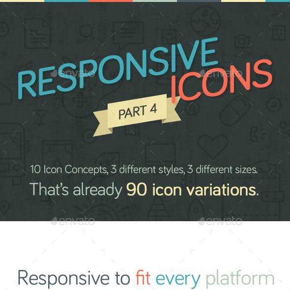 Reponsive Icons – Part 4