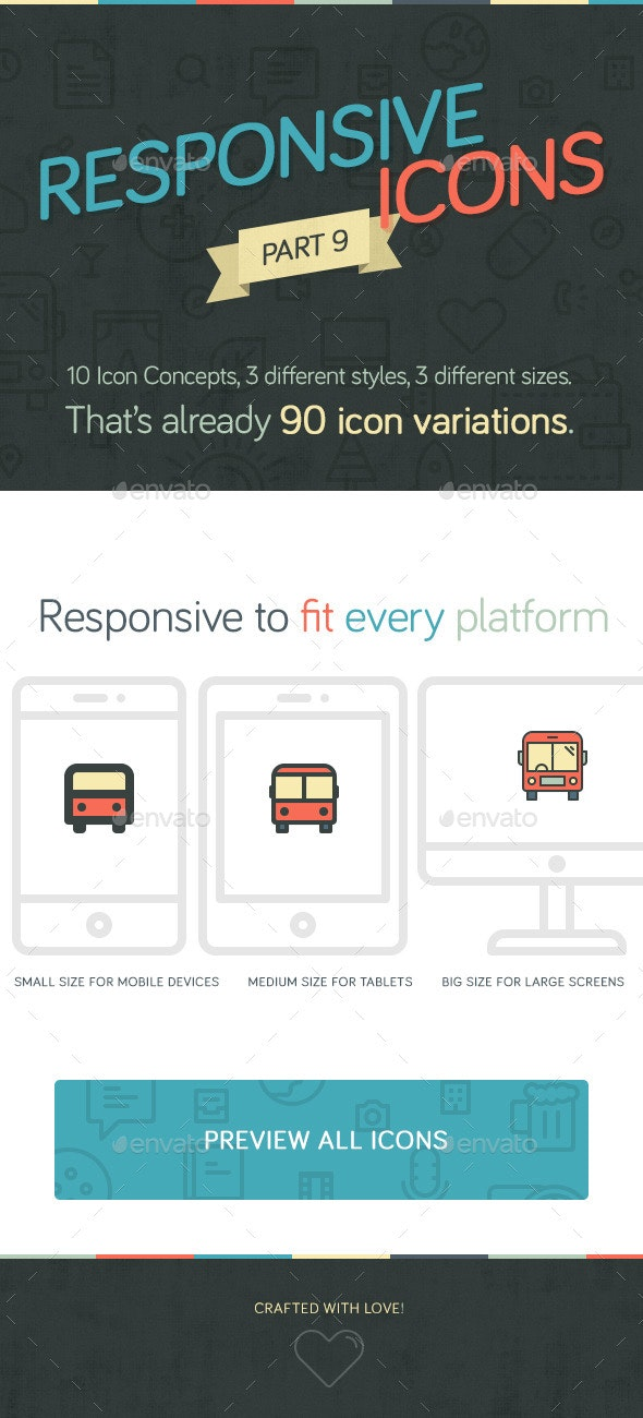 Responsive Icons – Part 9 - Icons