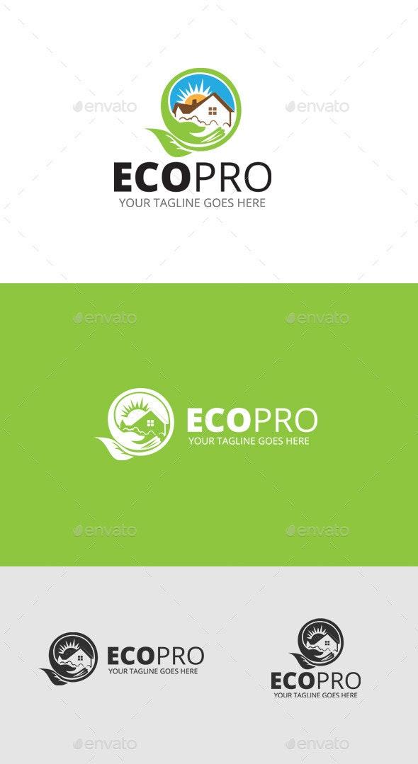 EcoPro Logo - Nature Logo Templates