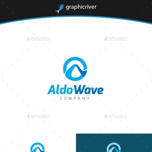 Aldo Wave Logo