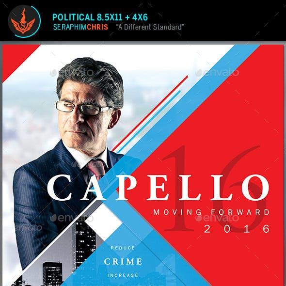 Political Flyer Template 6