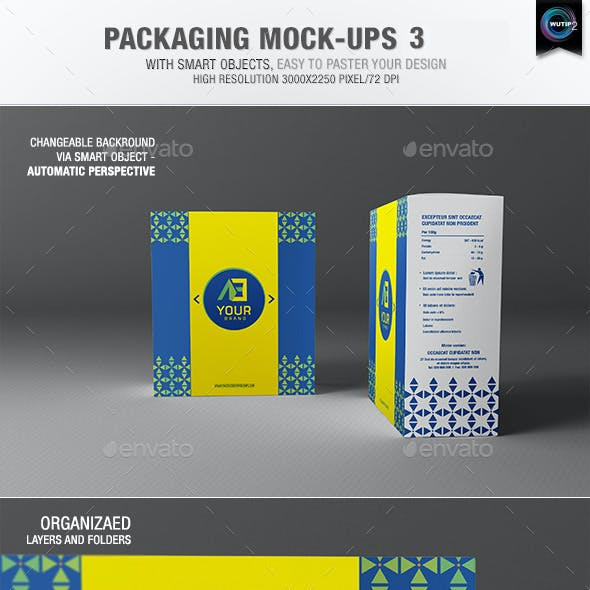 Packaging Mock-ups 3