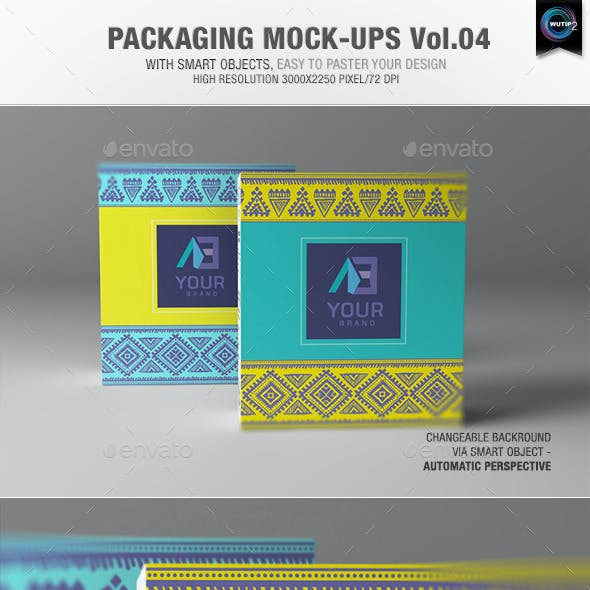 Packaging Mock-ups 4