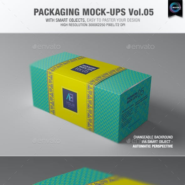 Packaging Mock-ups 5