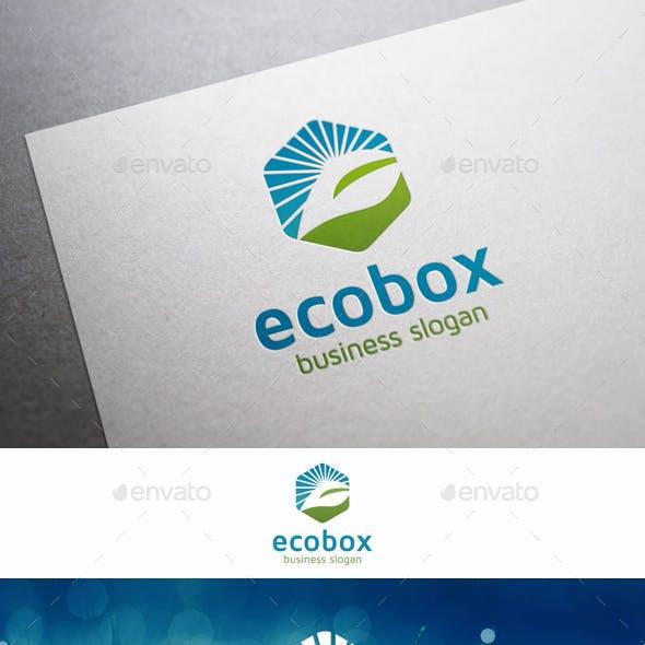 Nature Plant - Eco Box logo