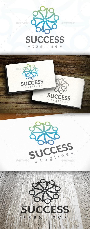 Success Logo Template - Symbols Logo Templates