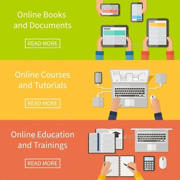 Online Education, Online Training Courses - Web Technology