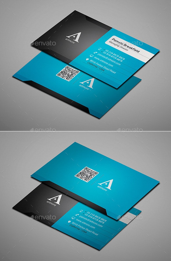 Modern Business Card Vol. I - Corporate Business Cards
