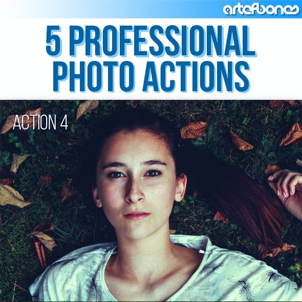 5 Professional Actions Vol.1