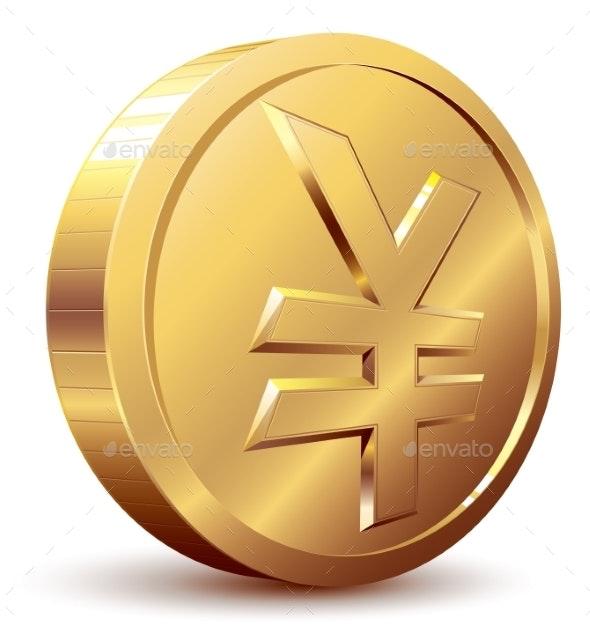 Yen Coin - Business Conceptual