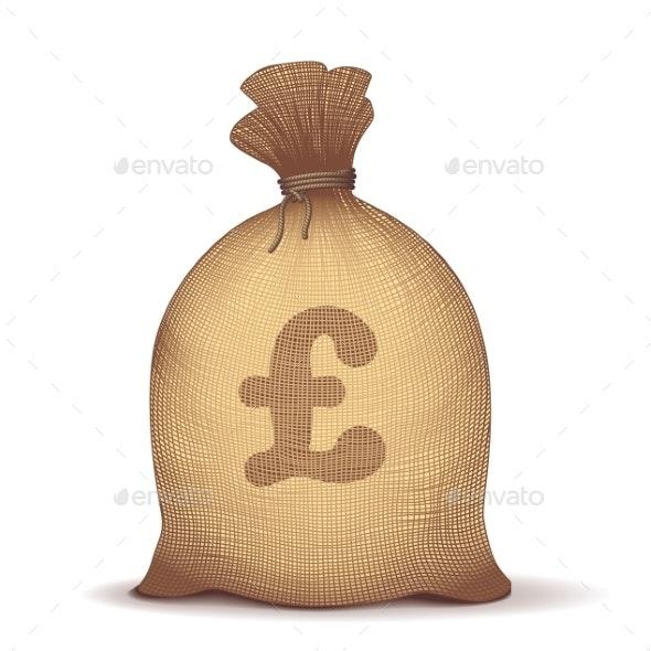 Money Bag - Business Conceptual