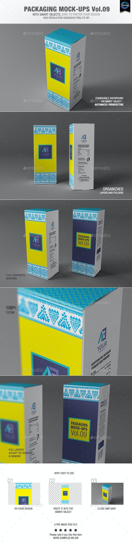Packaging Mock-ups 9 - Packaging Product Mock-Ups