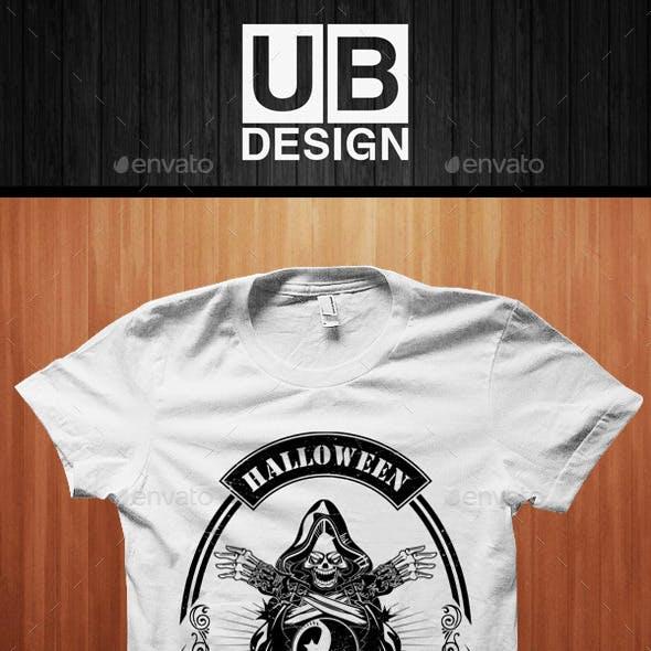 Angel of Death Grunge T-Shirt