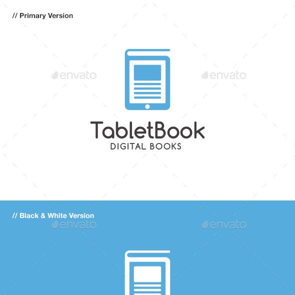 Book Design Logo Templates From Graphicriver