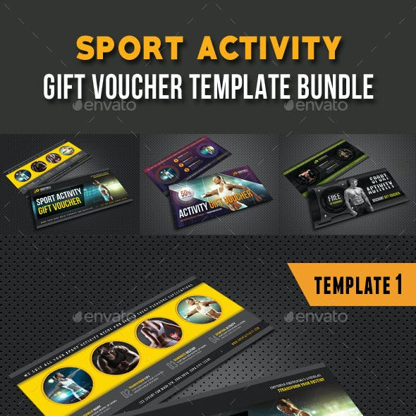 3 in 1 Sport Activity Gift Voucher Bundle 01