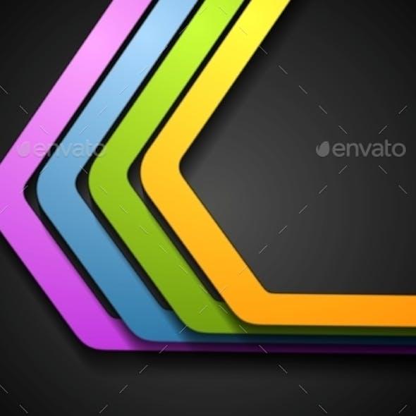 Stripes Background Design
