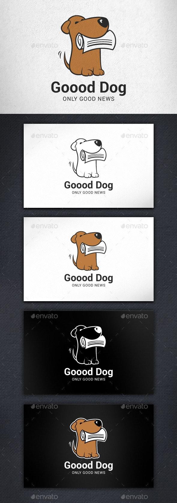 Newspaper Logo Template - Animals Logo Templates