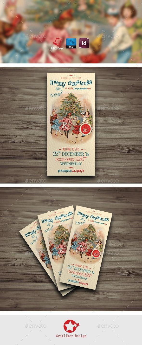 Christmas Invitation Card Templates - Invitations Cards & Invites
