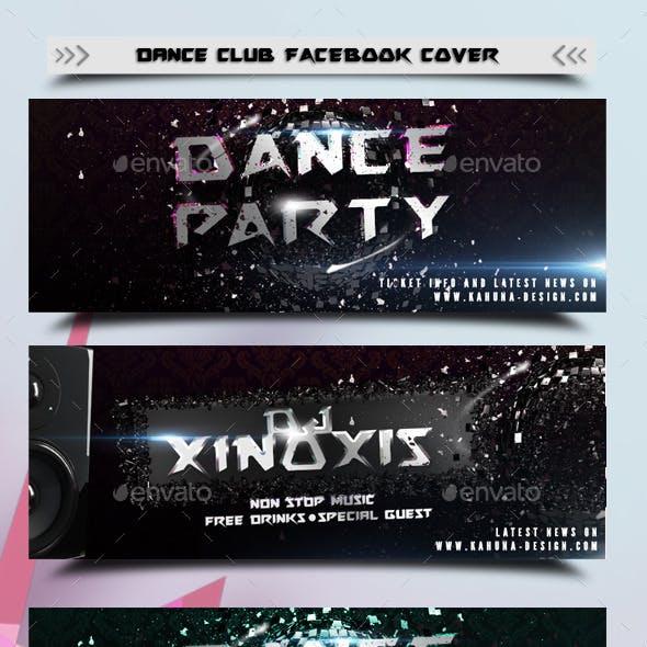 Modern Dance Club Fb Cover
