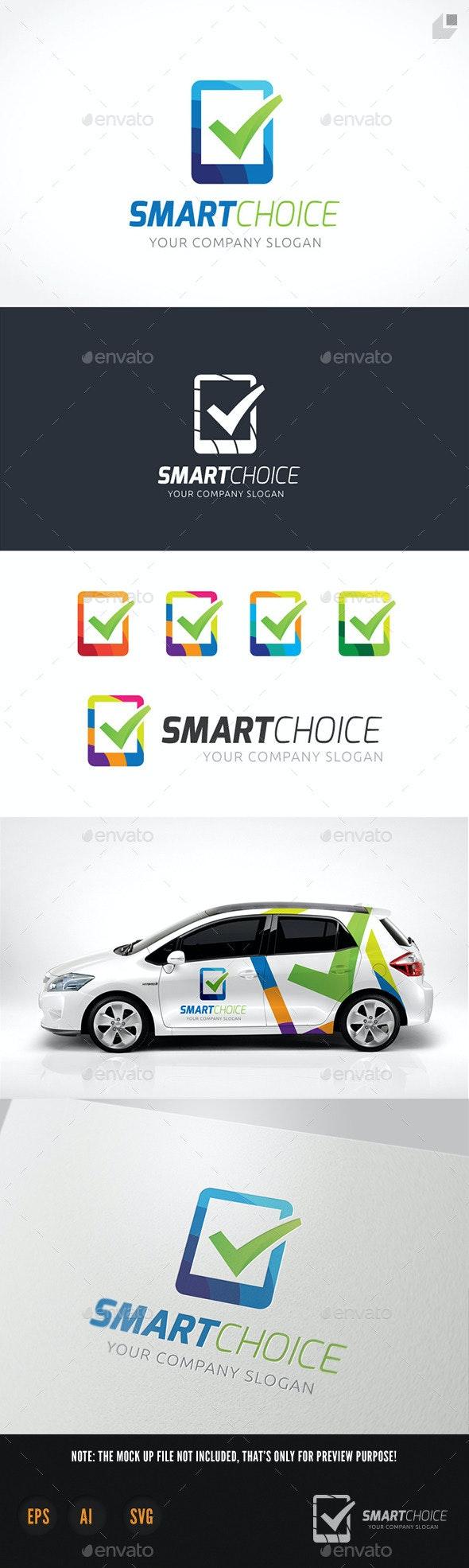 Smart Choice - Objects Logo Templates
