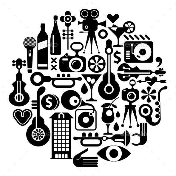 Music and Movie
