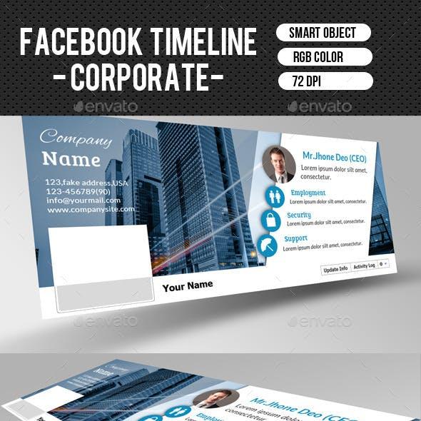 Corporate FacebookTimeline-V04