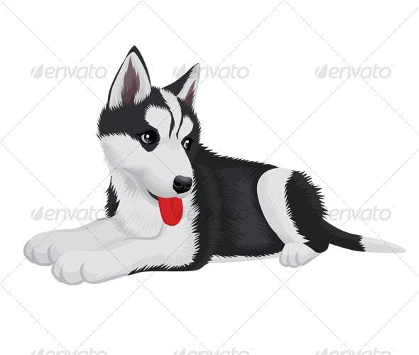 Dog 1# - Animals Characters